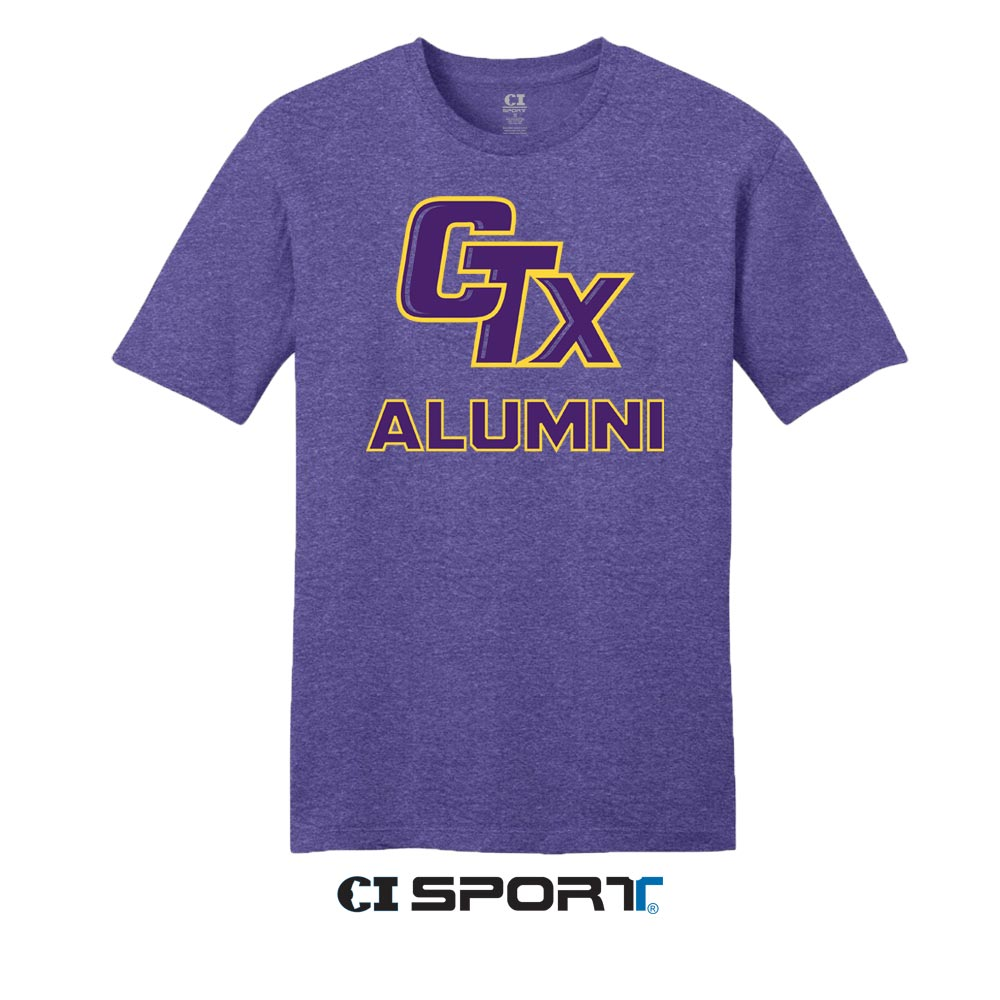 CTX Alumni Tee - Purple