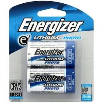 Energizer Lithium Photo