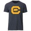 Cal Bears Vintage Sheer S/S Tee C-Bear