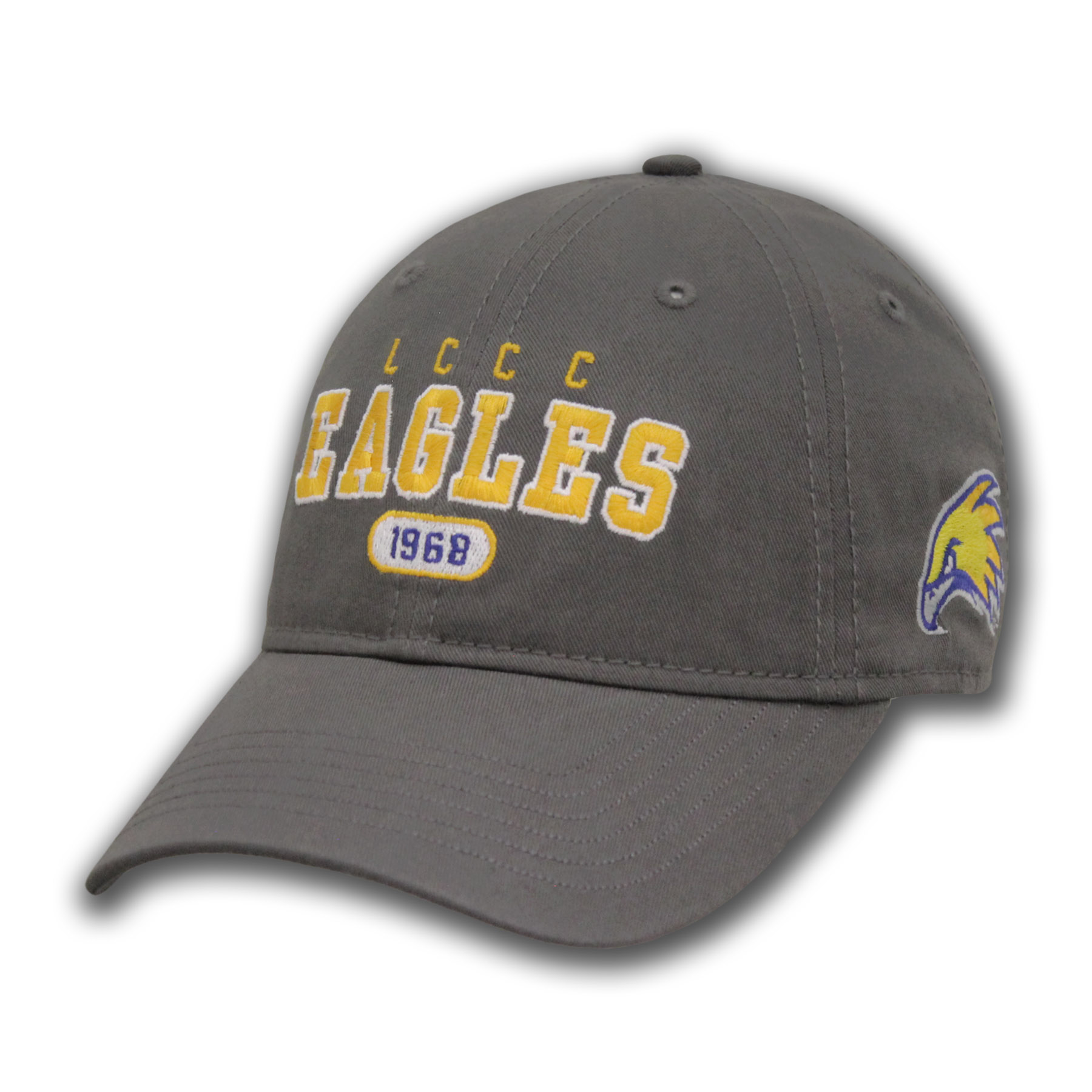 LCCC Eagles Twill Hat