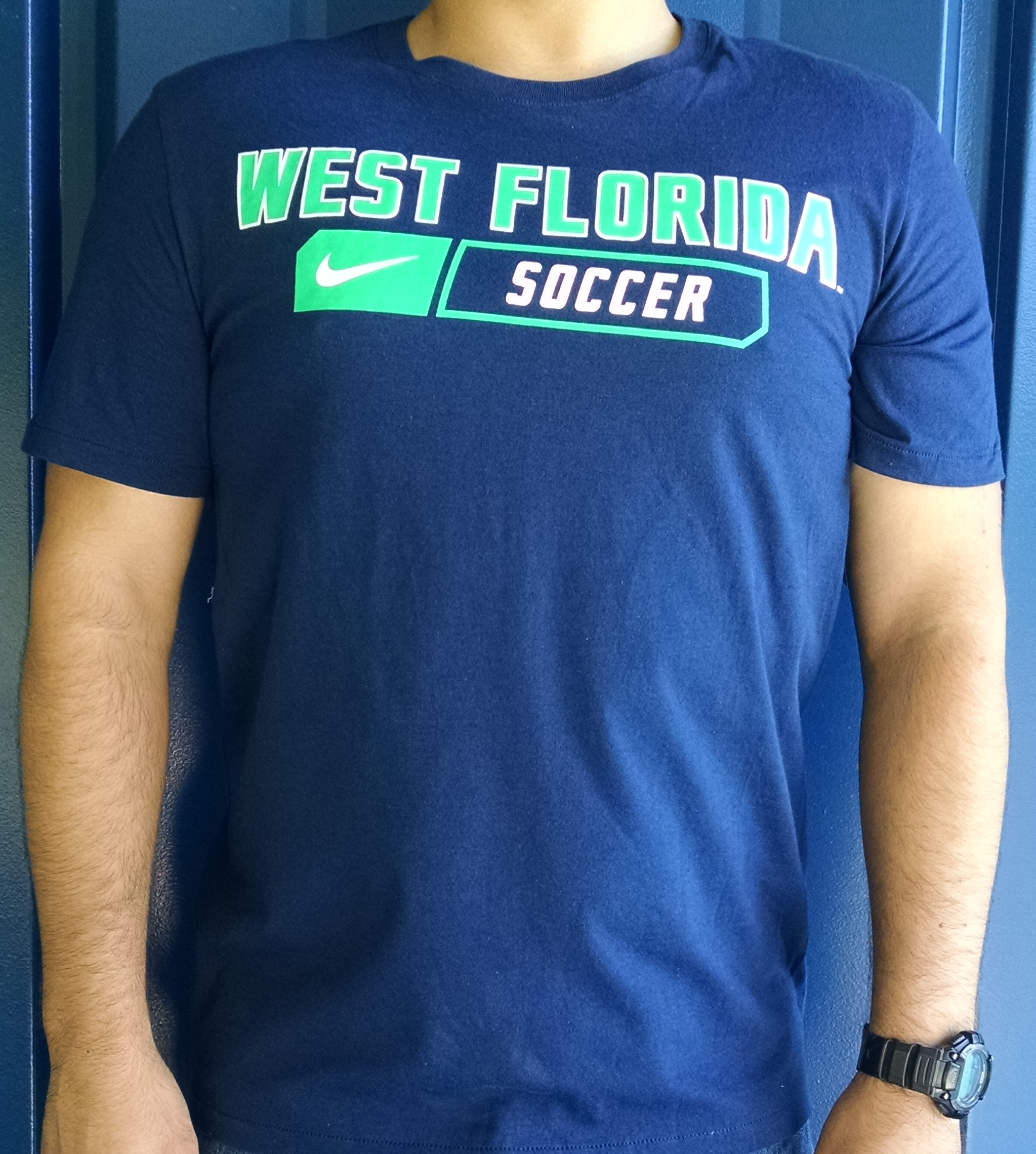 WEST FLORIDA SOCCER SHIRT