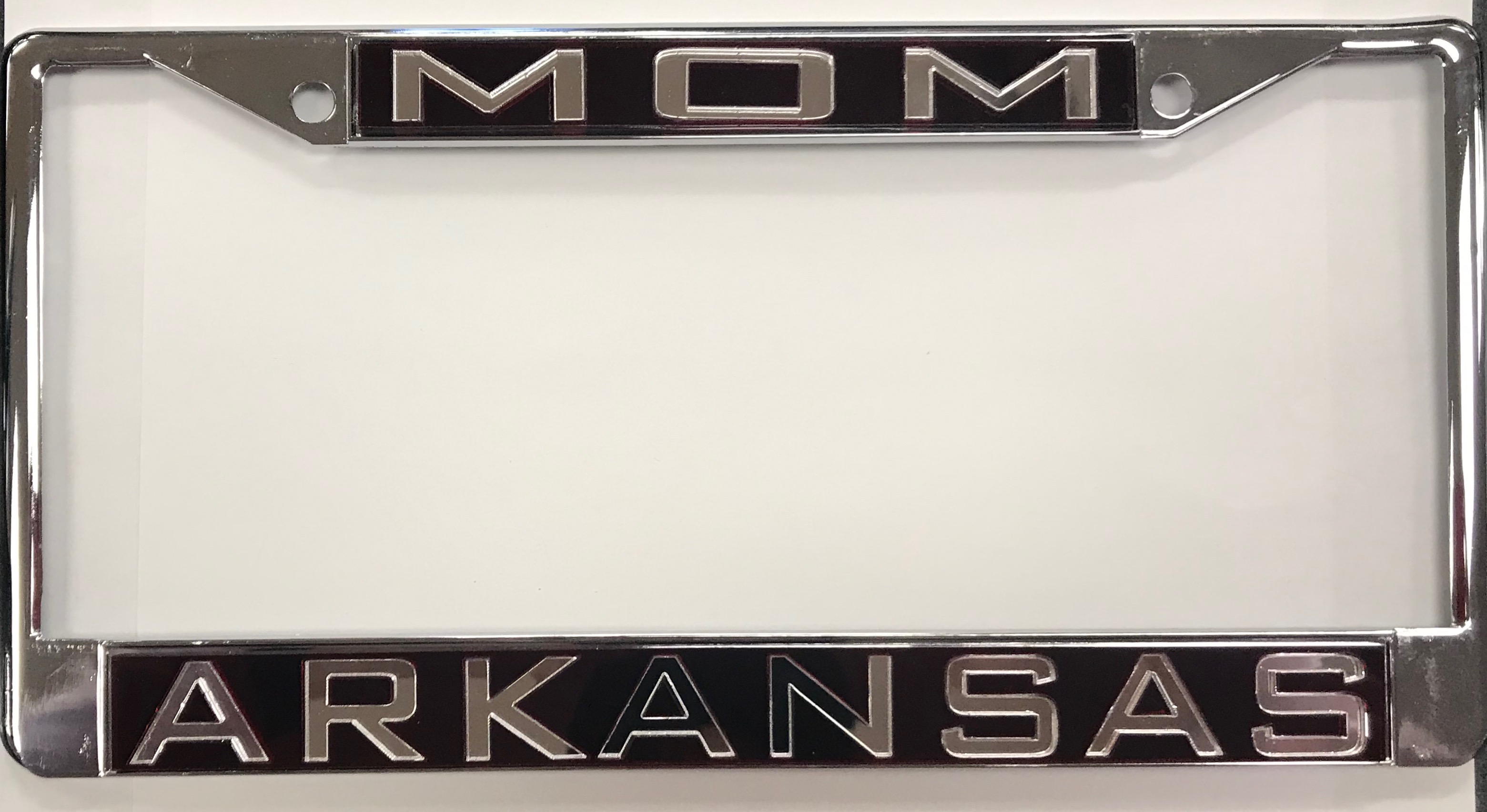 Arkansas Mom License Plate Frame