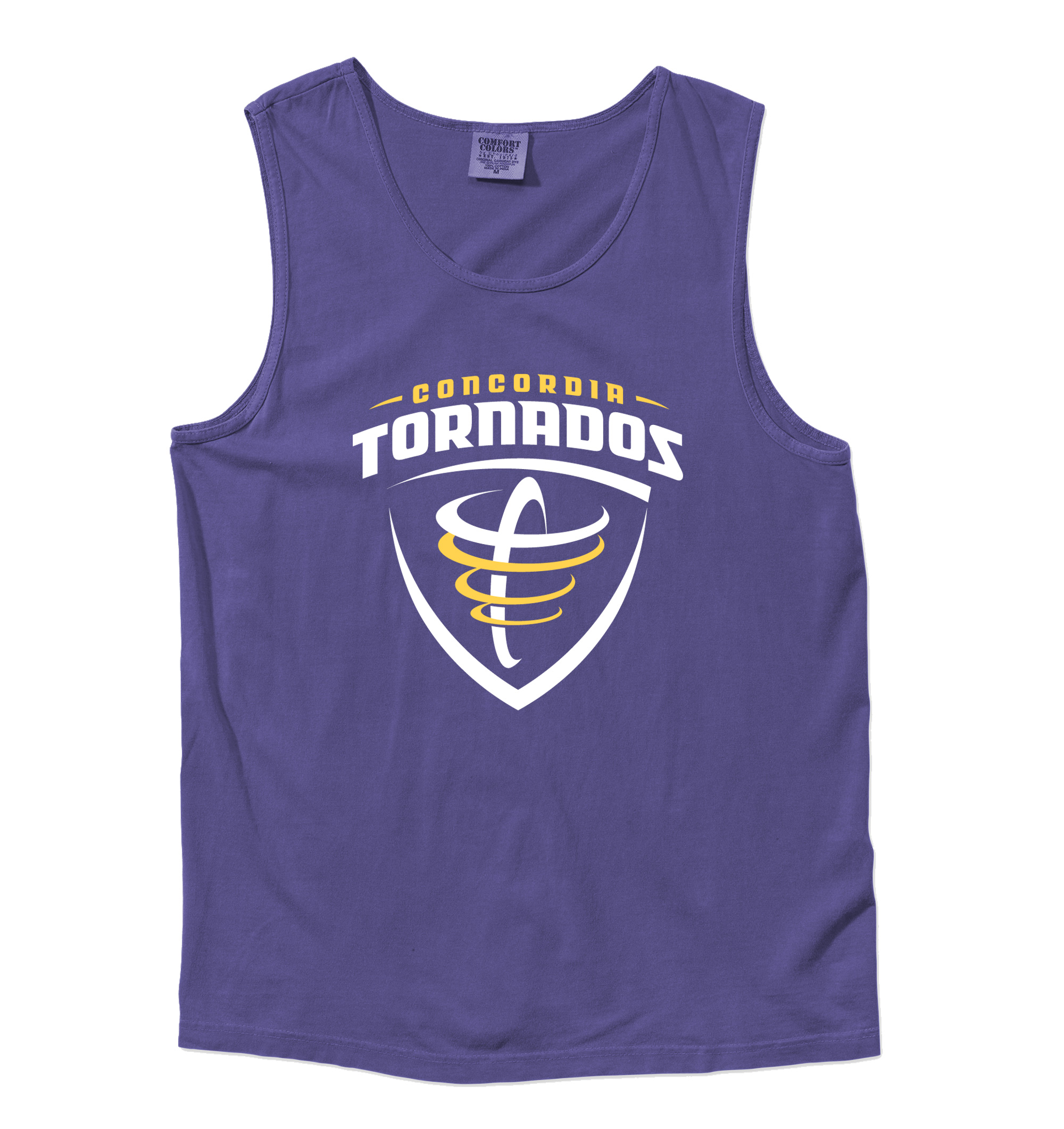Comfort Colours Tank Top - Grape