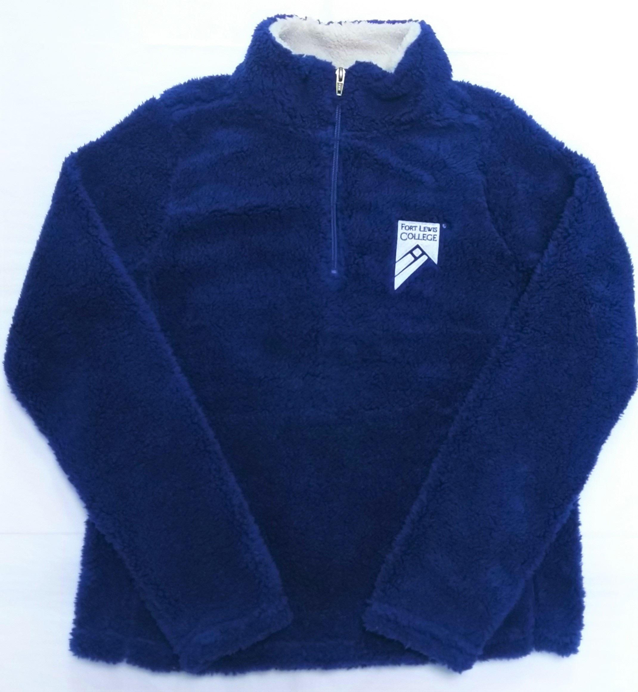 FLC Women's Sherpa 1/4 Zip Jacket