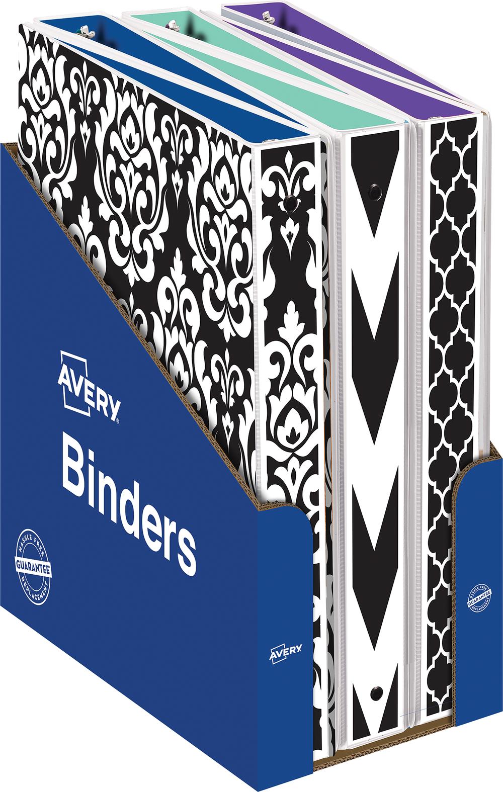 Fashion View Binder