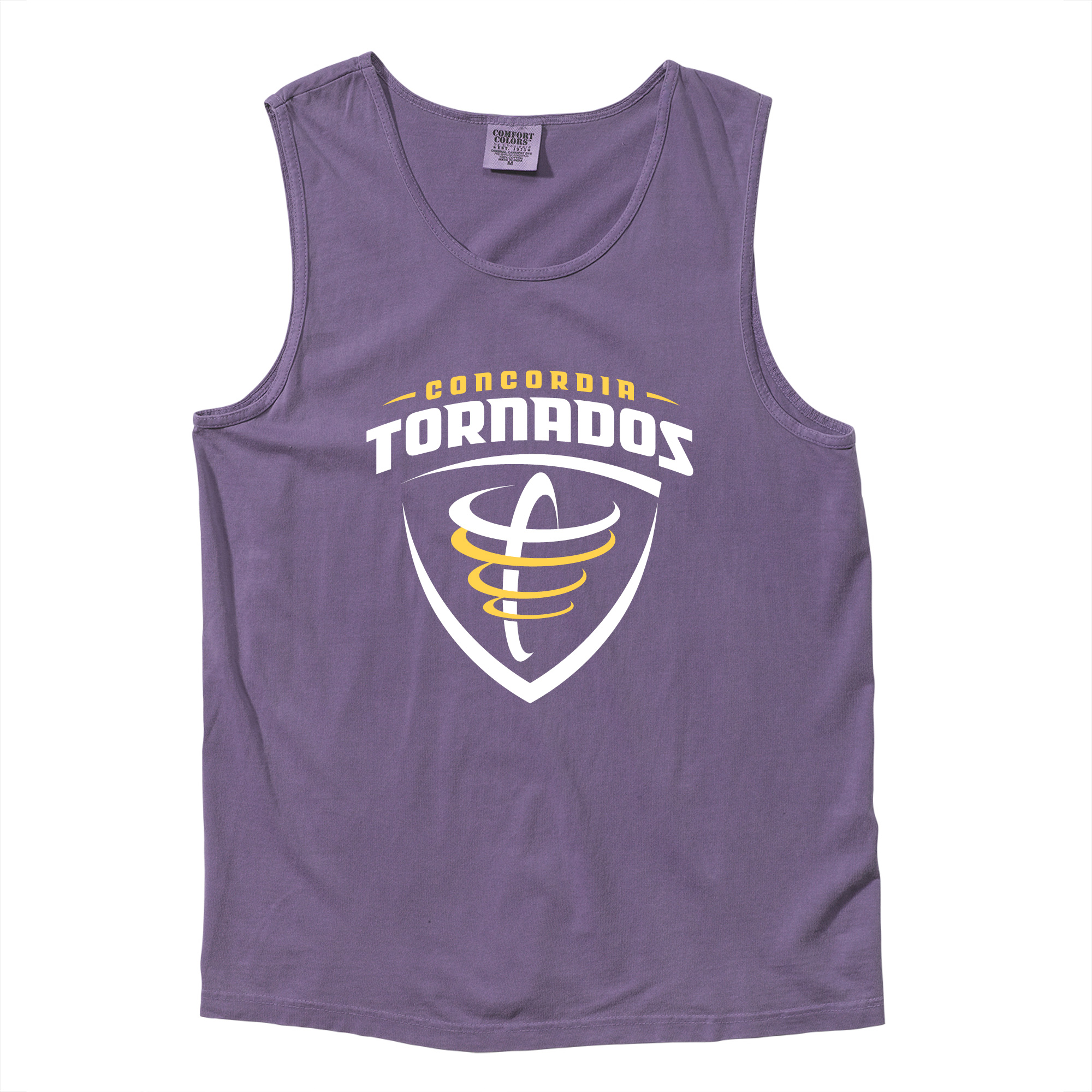 Comfort Colours Tank Top - Violet