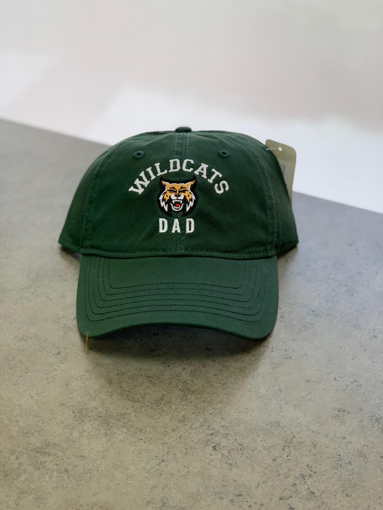 Wildcats Dad Cap