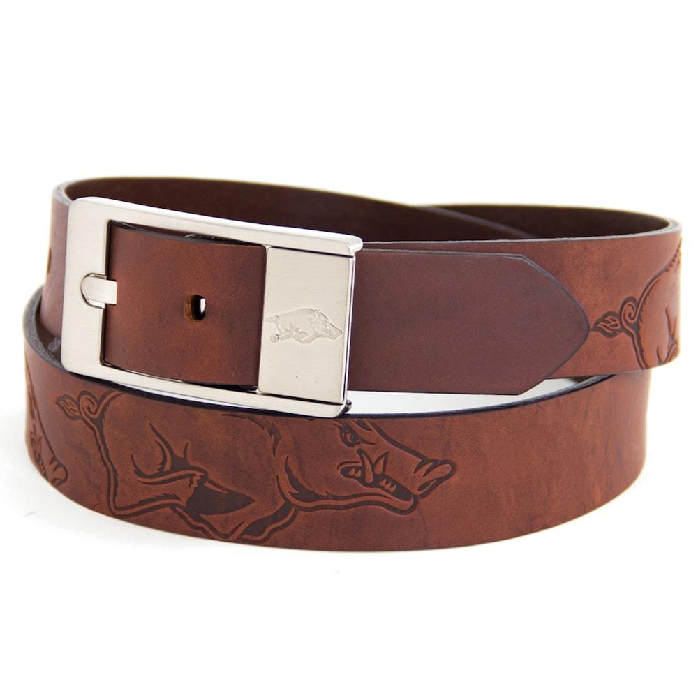 Genuine Leather Razorback Belt