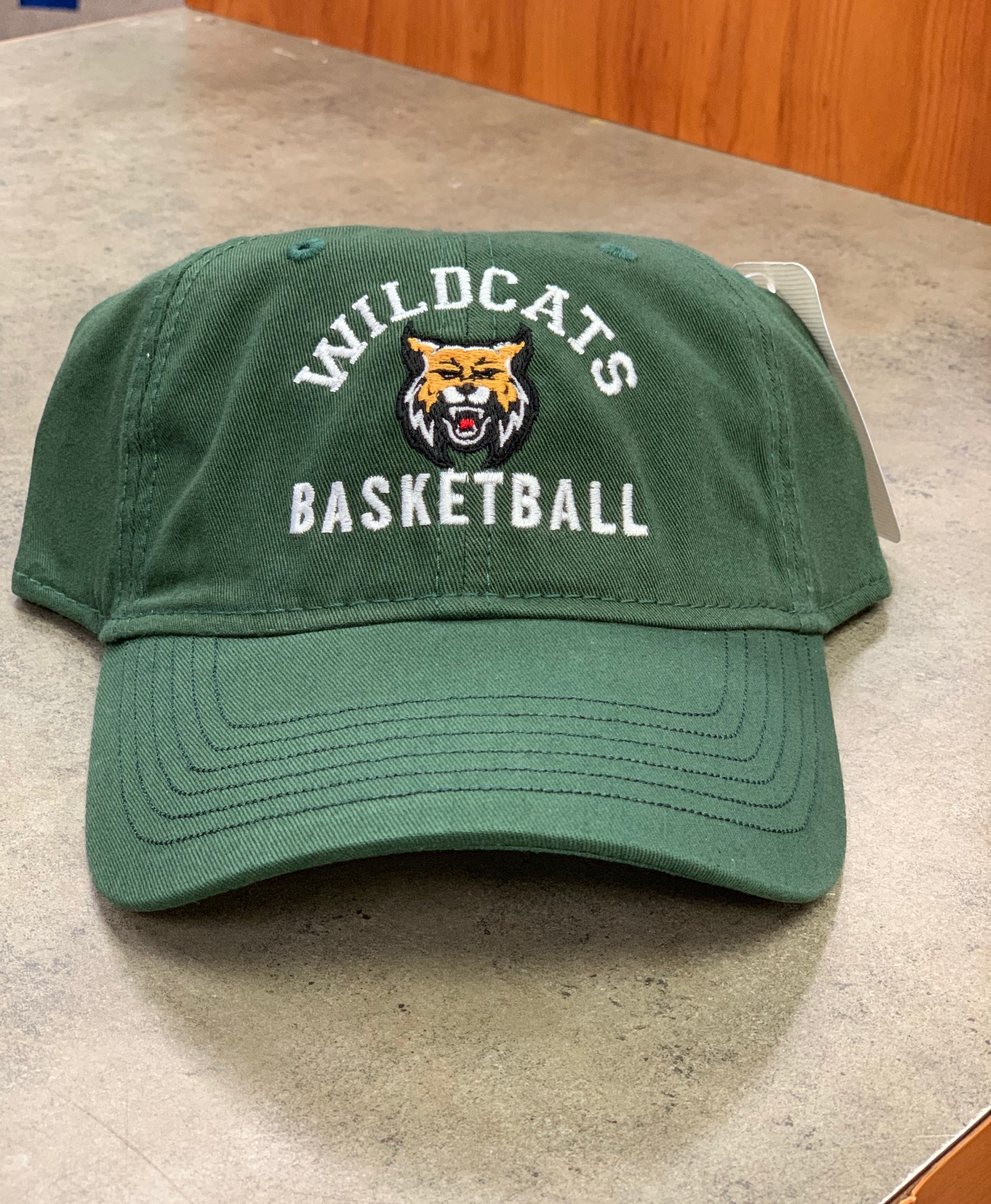 Wildcats Basketball Cap