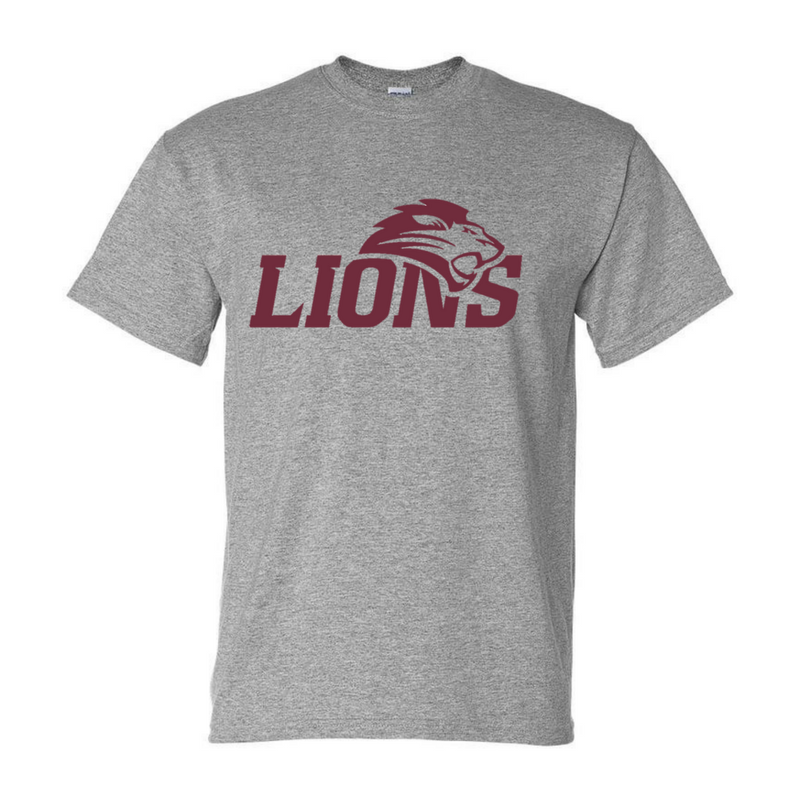 Official Athletic Logo Tee