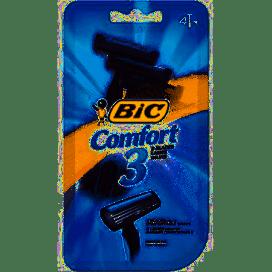 Comfort 3 Disposable Razor, Men, 4-Count