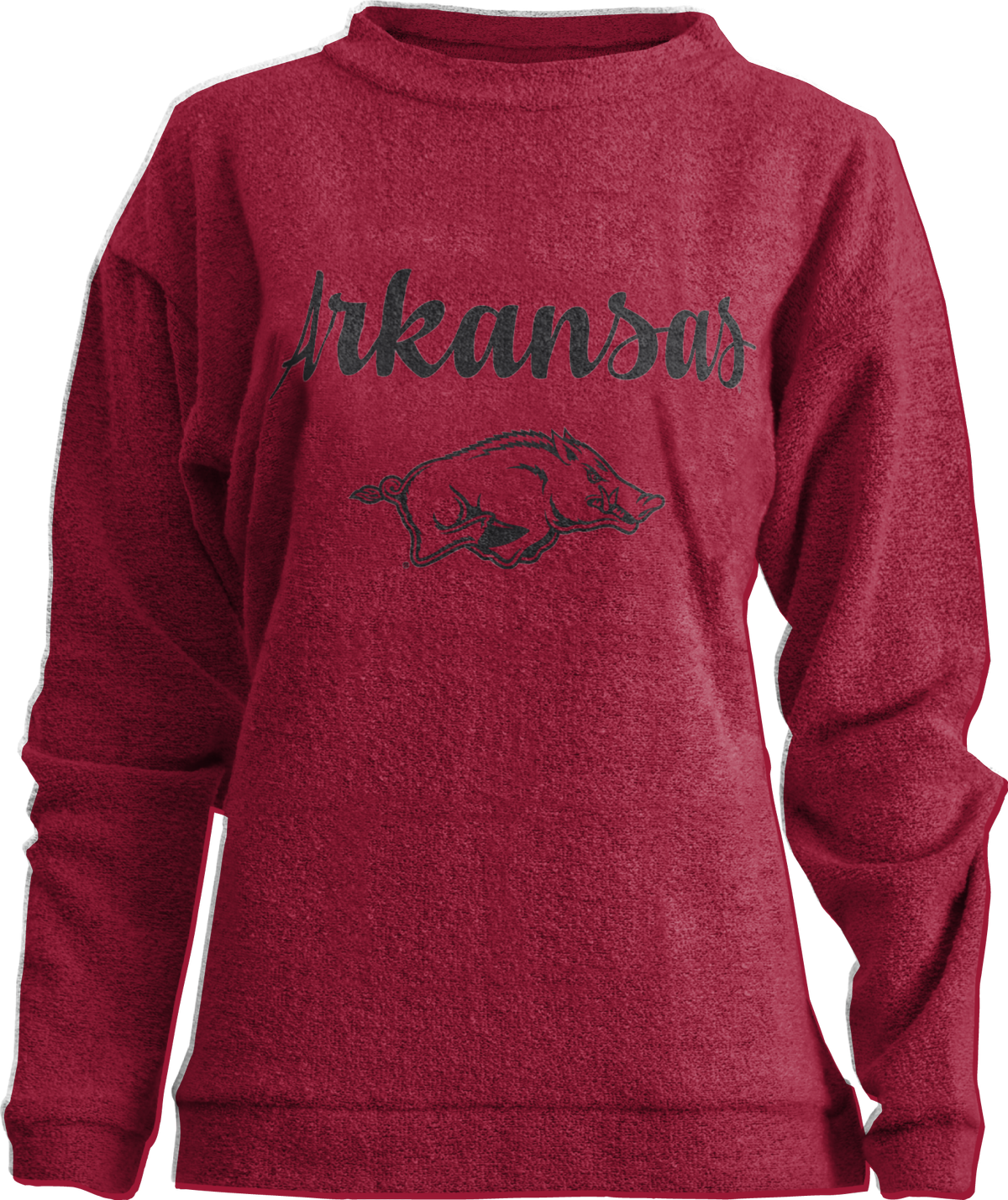 Comfy Terry Arkansas Sweatshirt