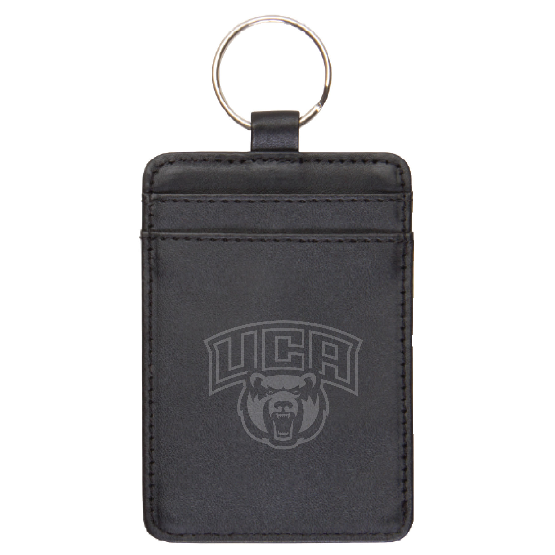 UCA Leather ID Holder
