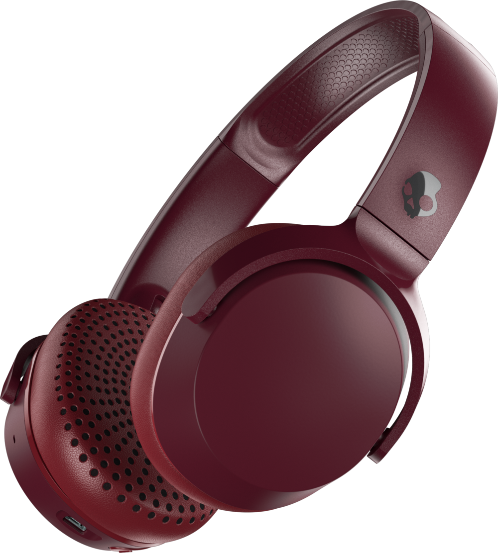 Skullcandy Riff Wireless on Ear Headphones w/Tap