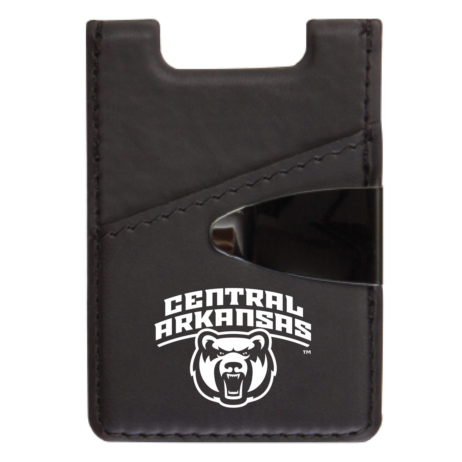 UCA Leather Phone Pocket