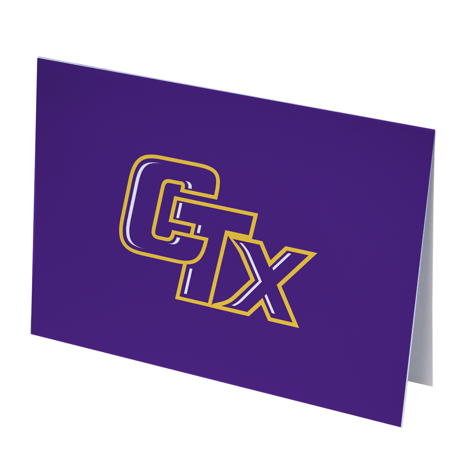 Concodia Invite Blank Card - CTX