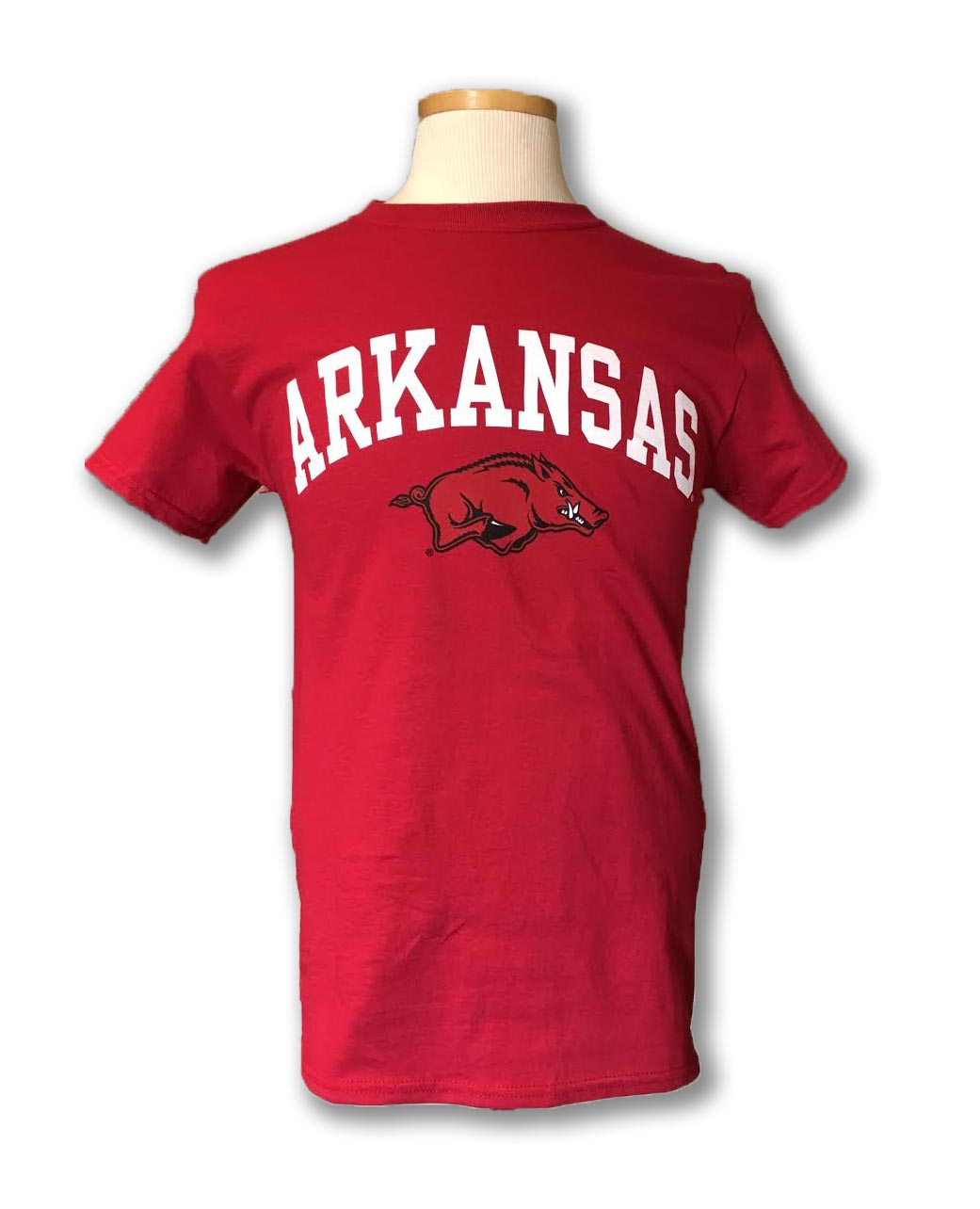 Ouray S/S Tee Arkansas W Logo
