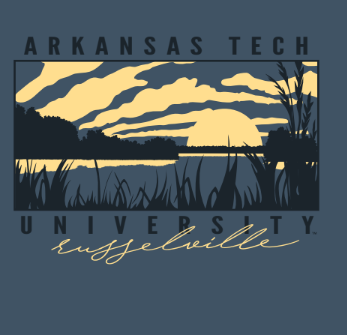 Arkansas Tech River Scene
