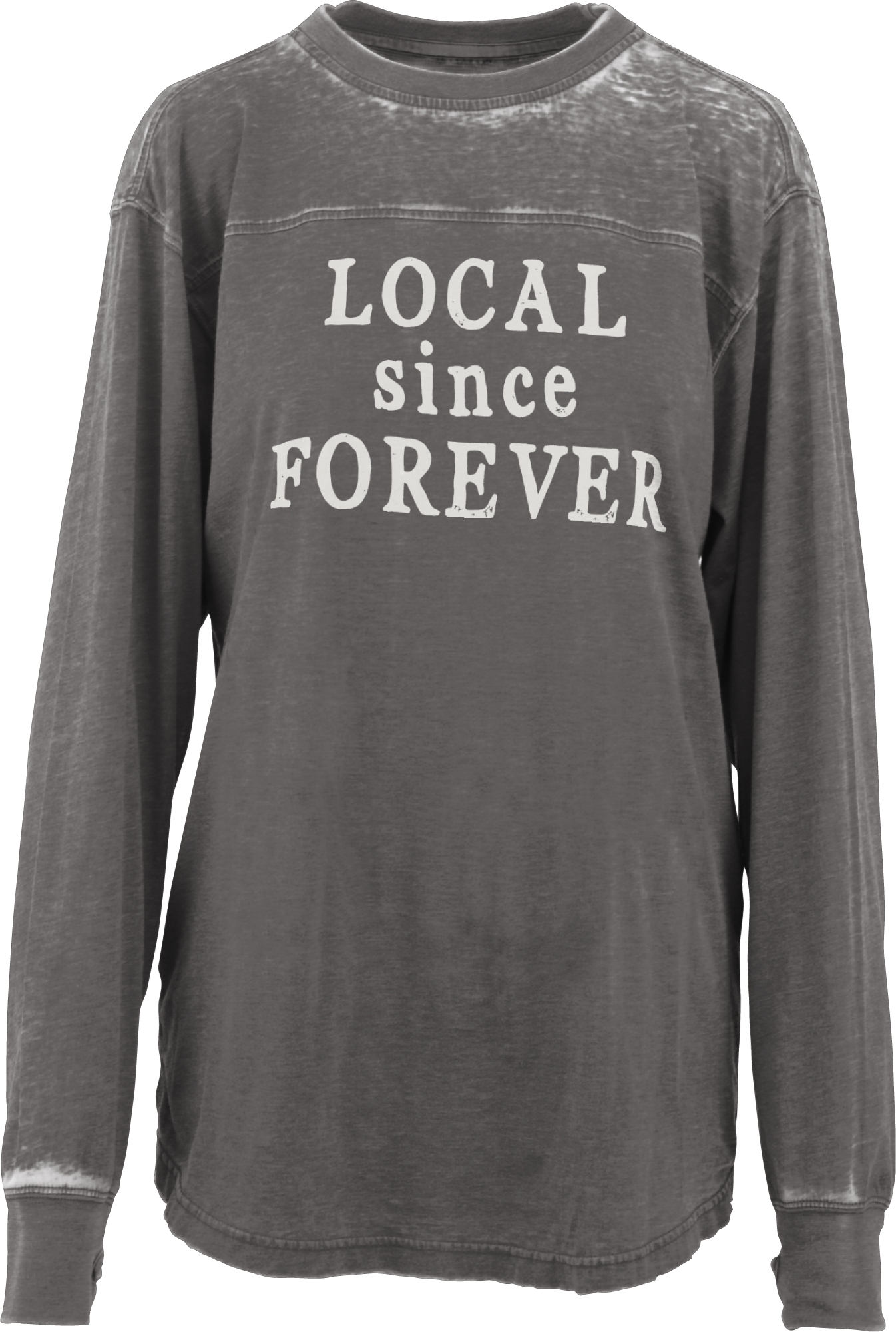 Pressbox Local Since Forever Long Sleeve