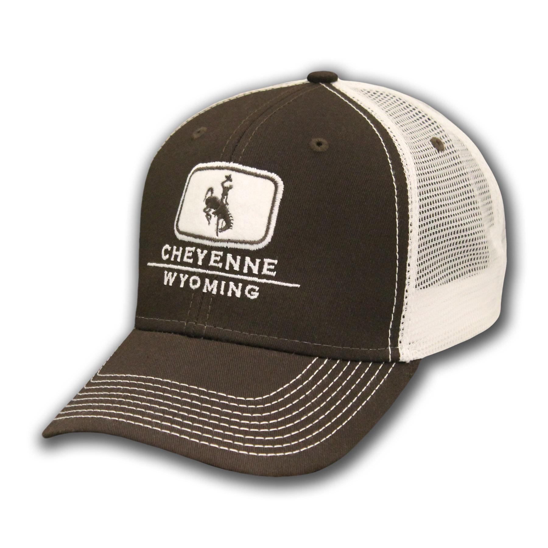 Cheyenne Wyoming Sideline Hat