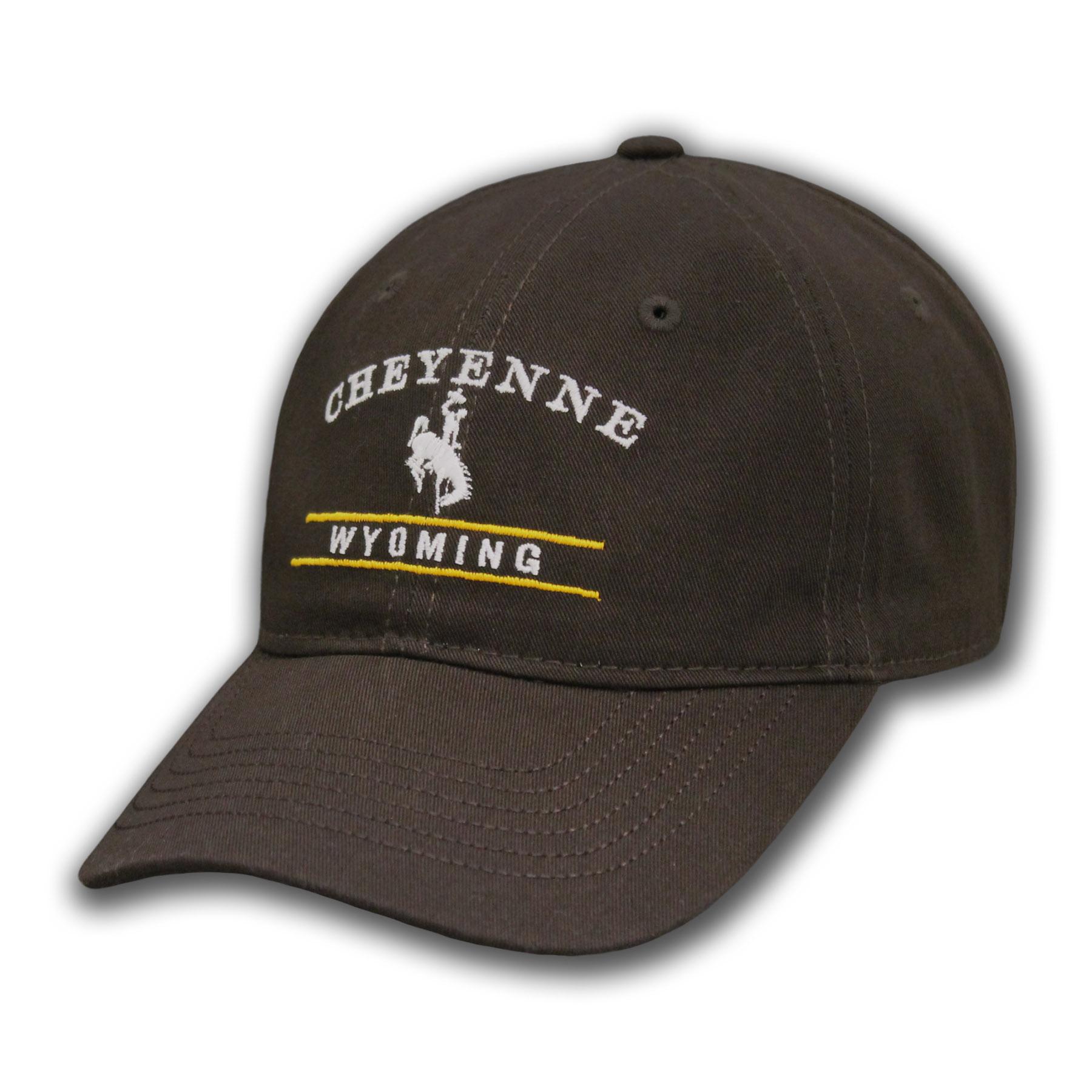 Cheyenne Wyoming Dad Hat