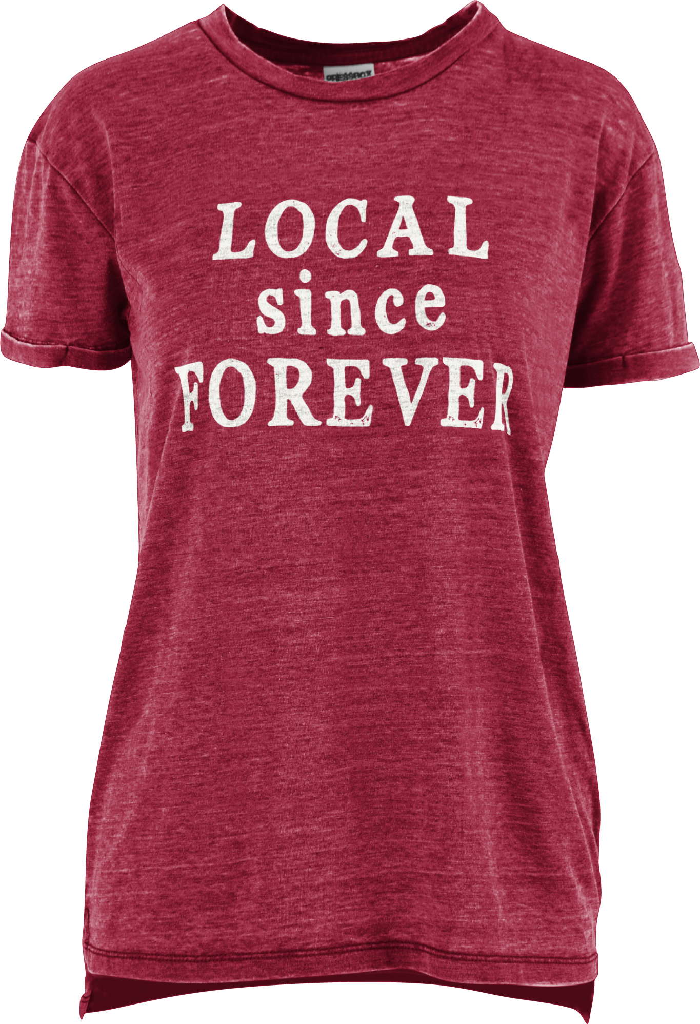 Pressbox Local Since Forever Short Sleeve