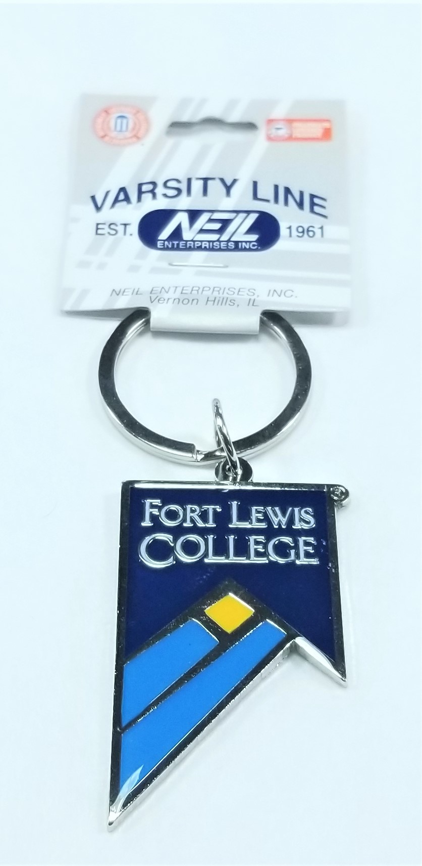 FLC Mountain Logo Key Chain