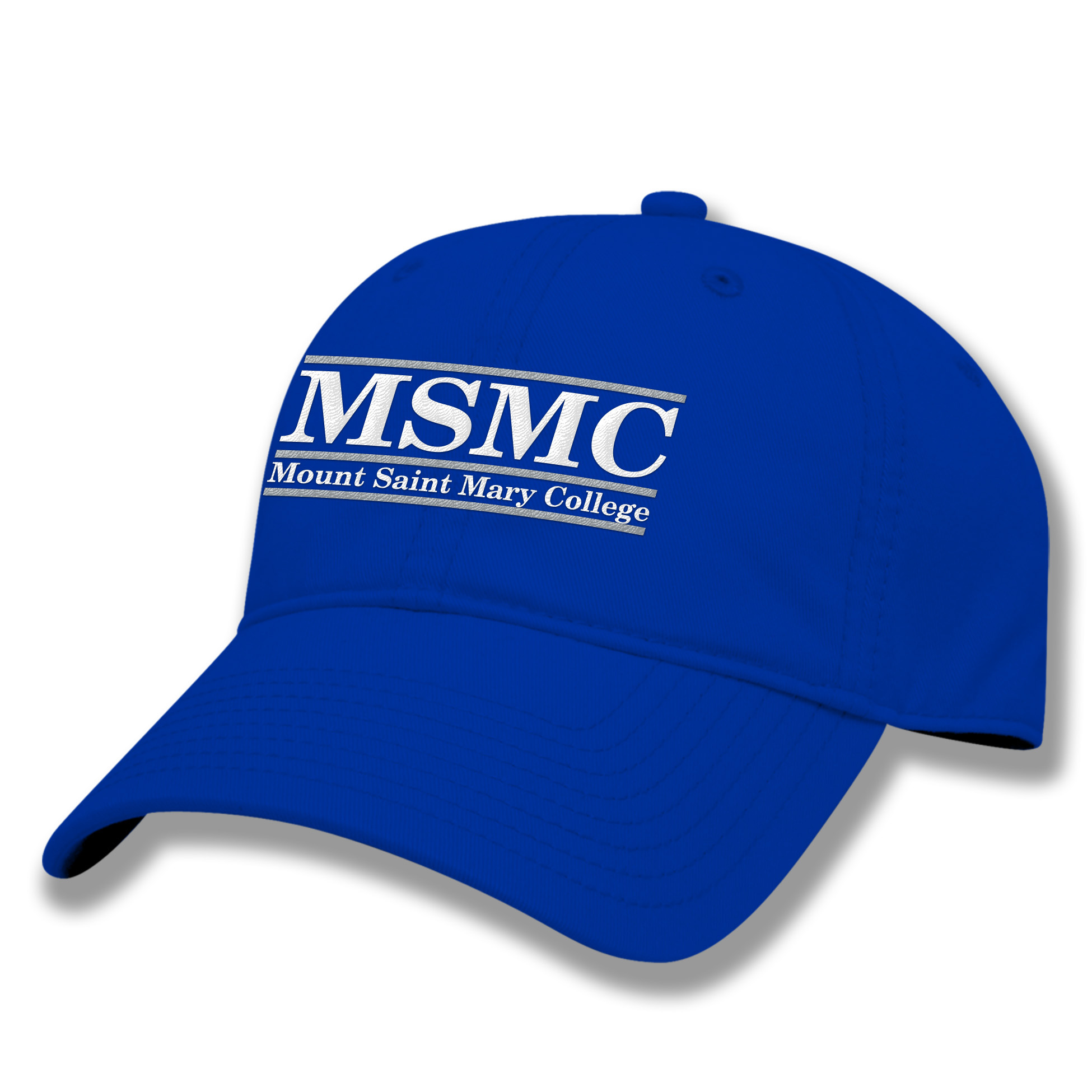 Classic Relaxed - Bar Hat Royal Blue