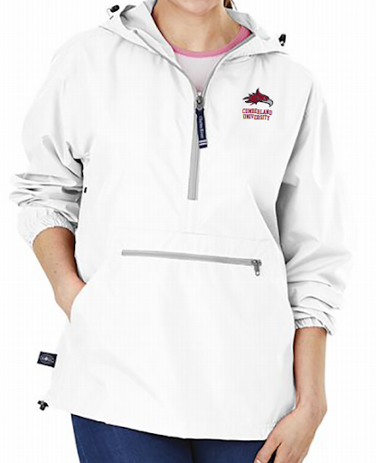 CU Women's Rain Jacket