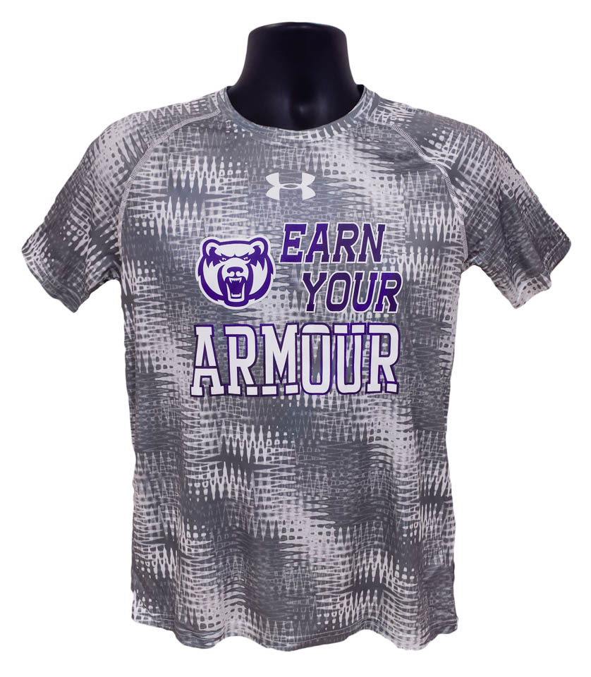 Youth Earn Your Armour Tee
