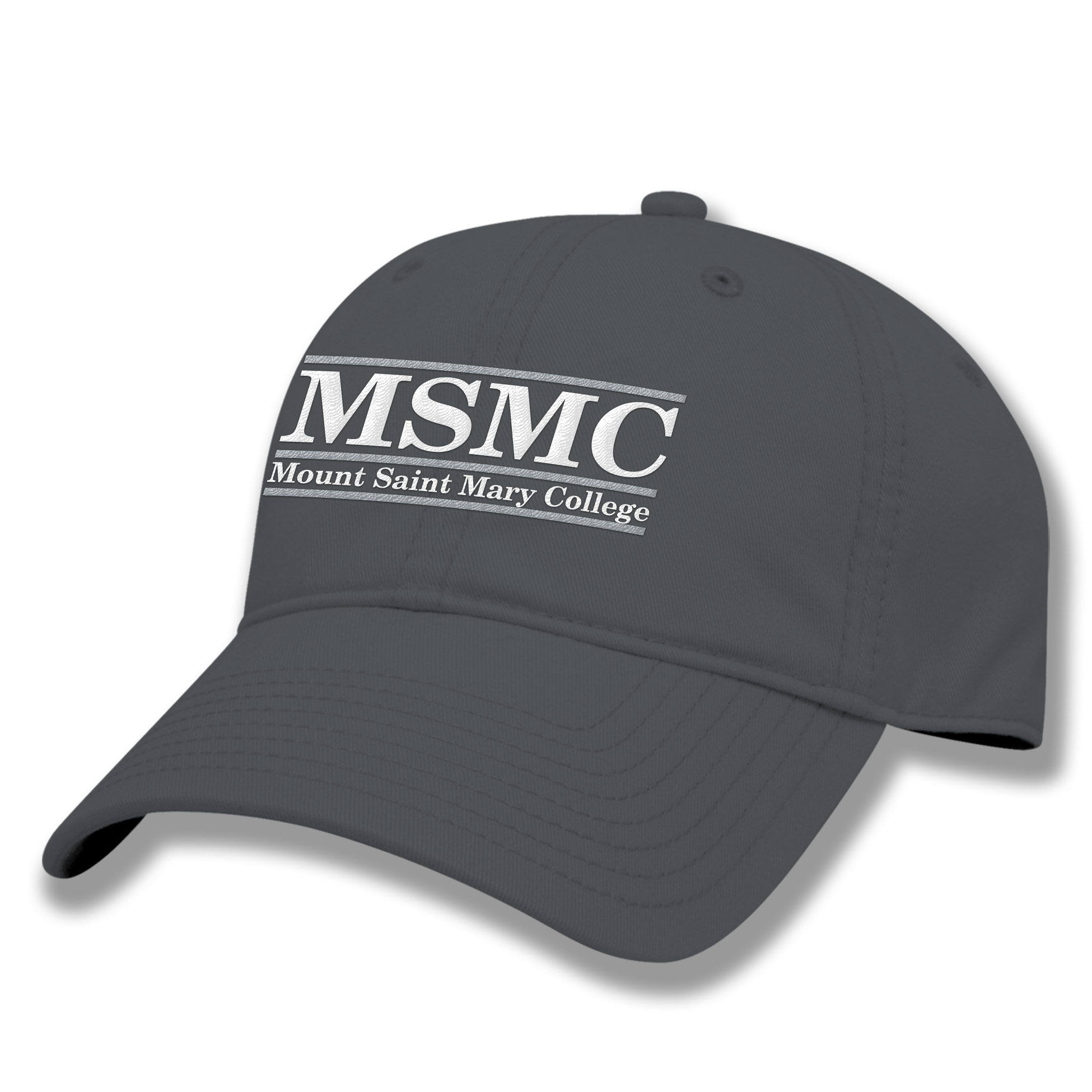 Classic Relaxed - Bar Hat Grey