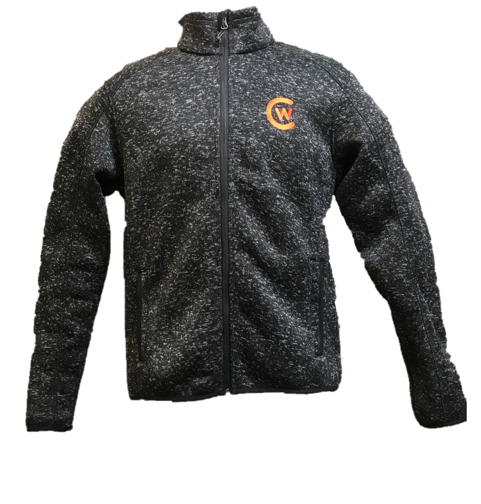 Fleece Zip Sweater Jacket