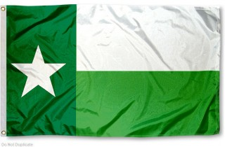 NORTH TEXAS STATE FLAG