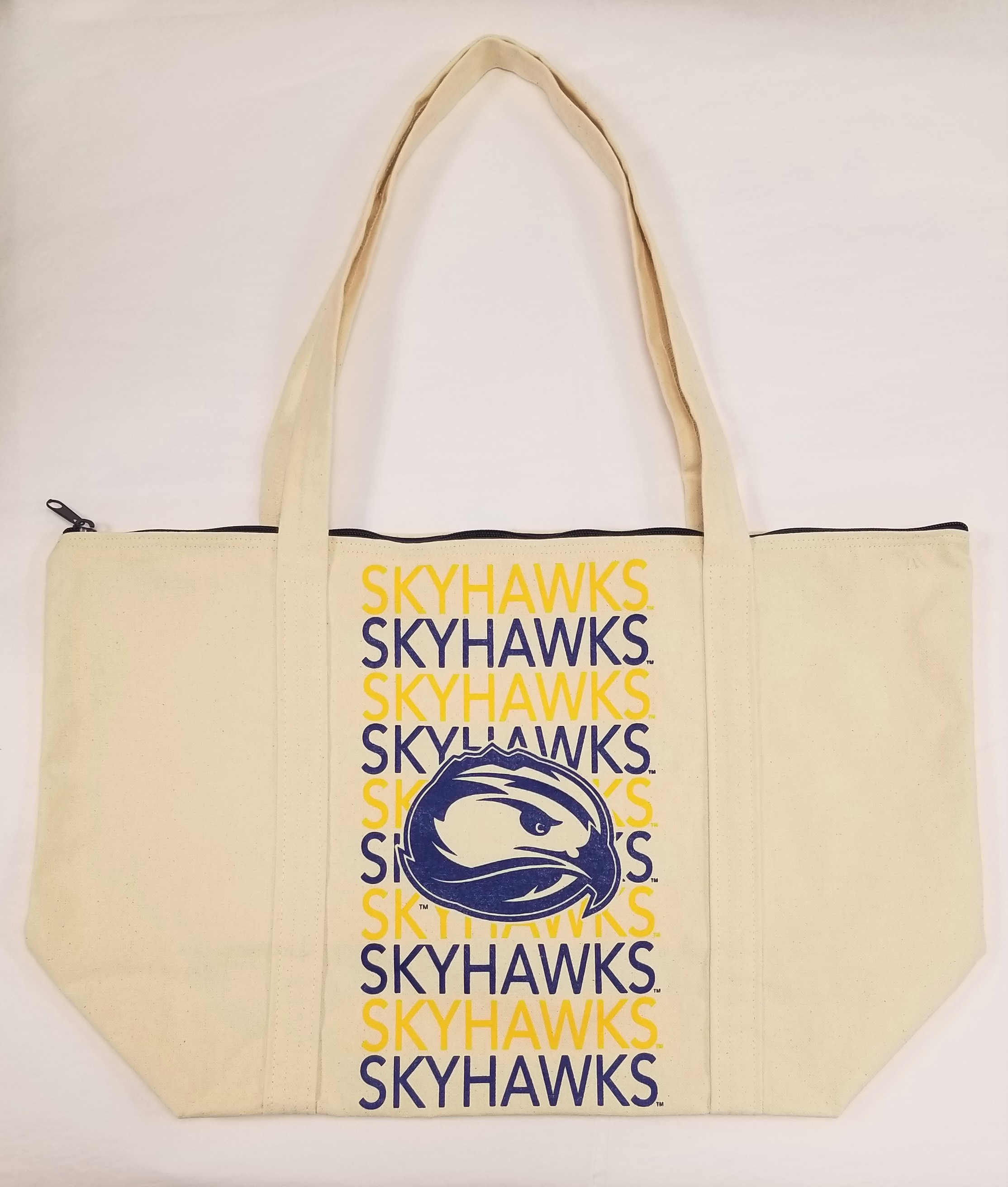 FLC Canvas Bag with Zipper