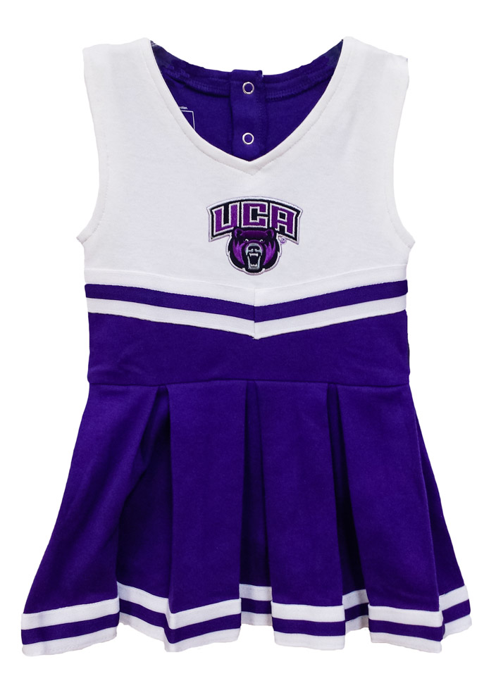 UCA Baby Cheerleader Dress
