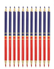 Red/Blue Pencil