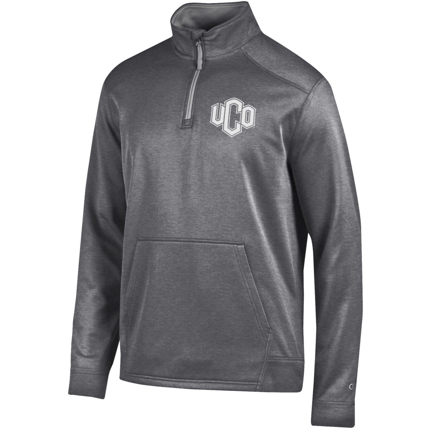 Athletic Fleece Quarter Zip