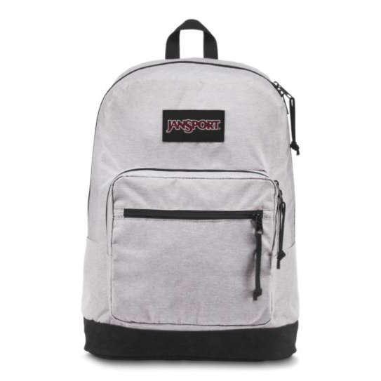JanSport Right Pack Digital Edition Backpack - Grey Heathered Poly