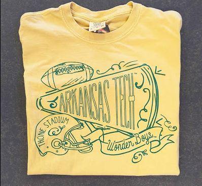 Arkansas Tech Spirit Shirt