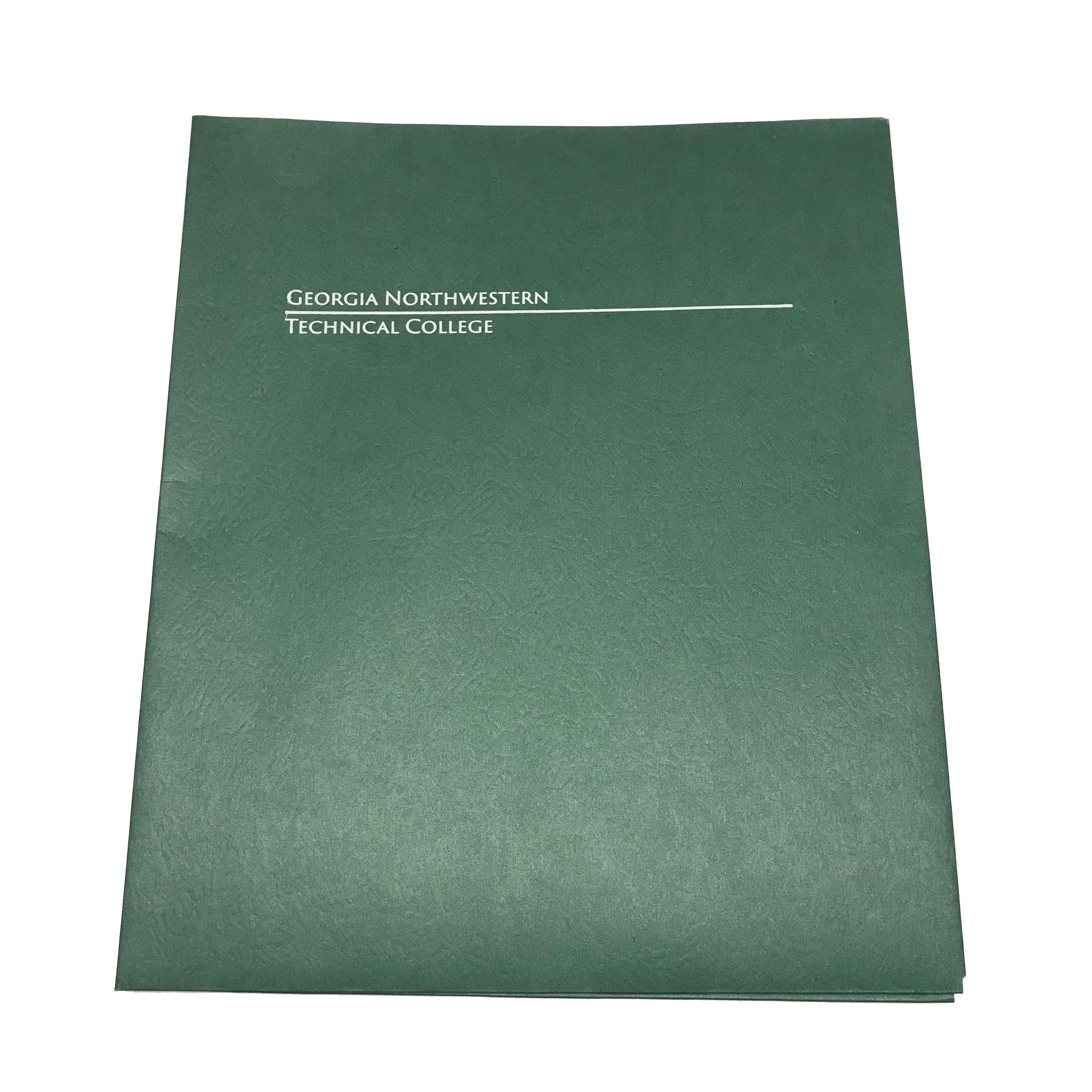 Georgia Northwestern Technical College Folder