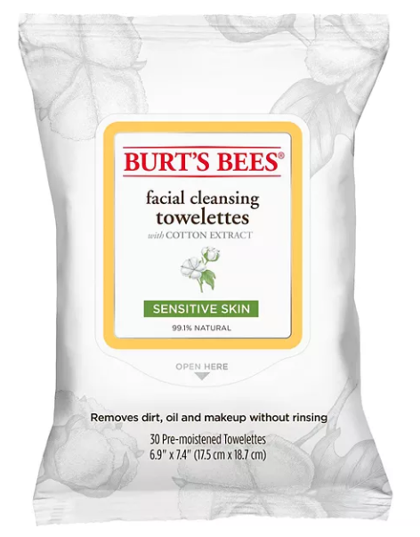 Burt's Bees Face Cleaner