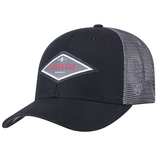 Arkansas Razorbacks Black Hat