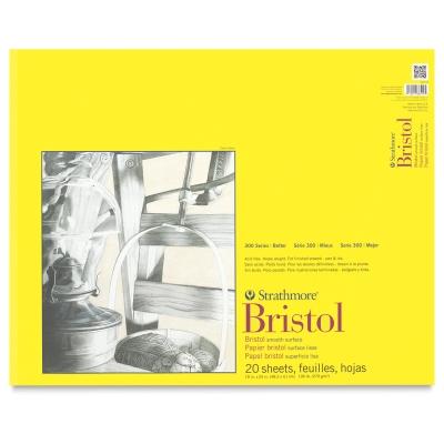 14 X 17 In Bristol Board Paper