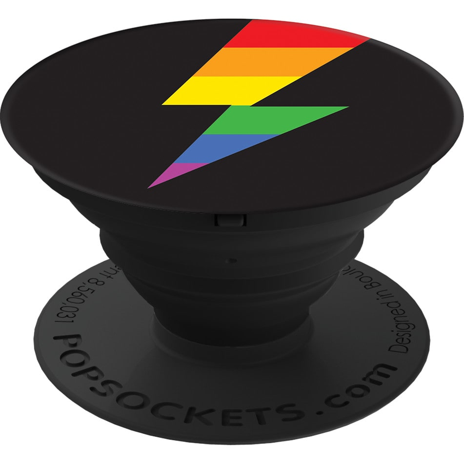 Rainbow Thunder PopSocket