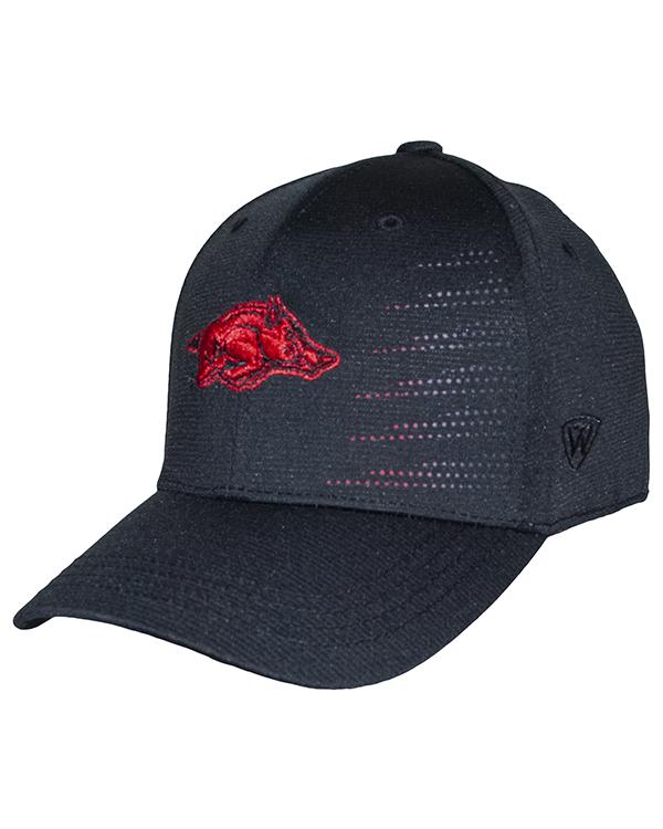 Black Running Hog Hat