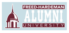Freed-Hardeman Alumni Decal