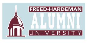 Freed-Hardeman Alumni Decal