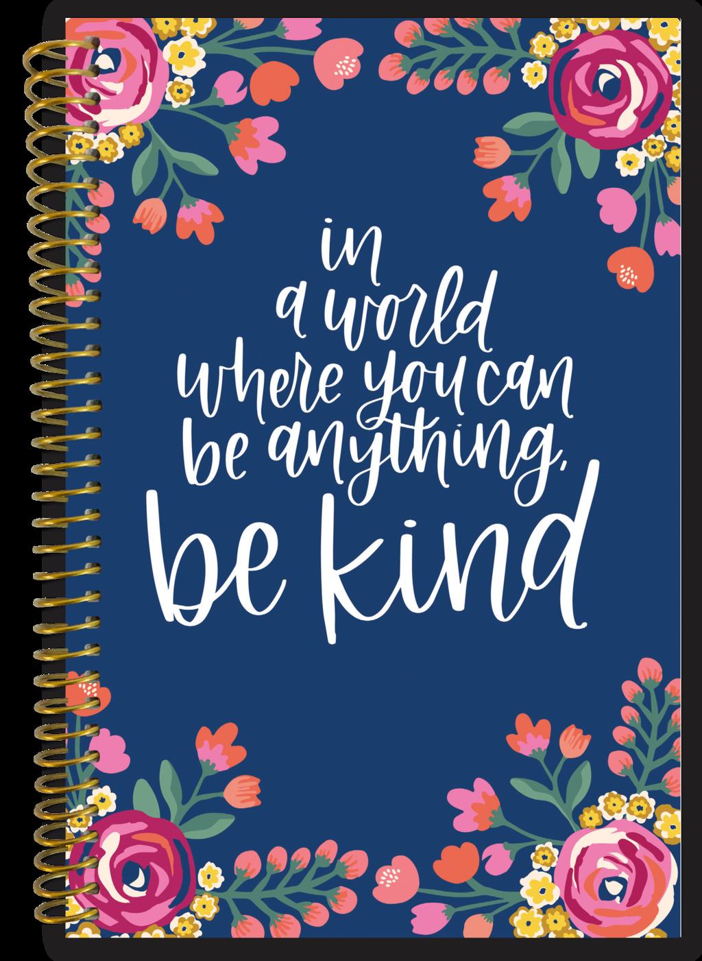 Be Kind Planner