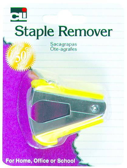 Charles Leonard Staple Remover - Blue Standard 1Pk BP