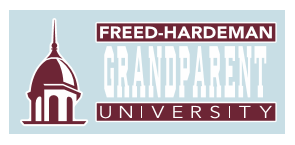 Freed-Hardeman Grandparent Decal